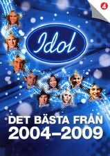 Swedish Idol 2004-2009 DVD