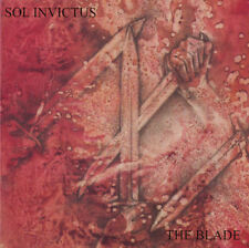 SOL INVICTUS - The Blade LP Signed. Neofolk, Death in June, Tony Wakeford