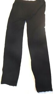 Verve Black Climbing Hiking Pants Women's Size S Inseam 30""