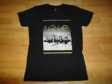 U2 - Innocence + Experience Tour Black Shirt - Womens Ladies Size Small S