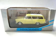 Opel Rekord P1 Caravan -1958/60-  1:43 Minichamps OVP#3139 xx