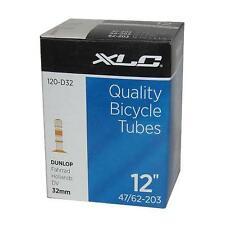 XLC Camara de aire para bicicleta 120-D32 12 1/2 X 2 1/4 47/62-203 DUNLOP 32MM