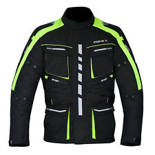 Speed Devil Tourer Motorradjacke Textiljacke SEASON Speed Devil Gr. S bis 3XL