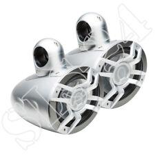 "Clarion cm7123t 200 Watt/100w RMS 8""x12""/20x30cm MARINE Altoparlanti orientabile"