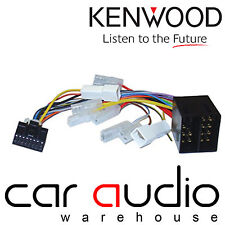 Kenwood 16 Pin ISO Power Wiring Harness for KVT Hide Away Control Box CT21KW03