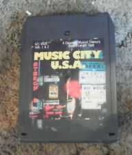 Music City USA  8 Track Cartridge Tape  (RP)