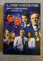 Las Vegas - uncut and uncensored Season 2 (DVD, 2005, 3-Disc Set)