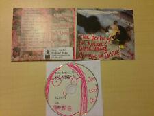RICK BERLIN ~'Always On Insane'~Rare UK ADVANCE PROMO ONLY CD 2012~NEW