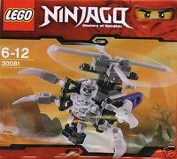 LEGO Ninjago Skeleton Chopper FrakJaw 30081
