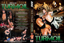 Official Ring Of Honor ROH Tag Team Turmoil 2011 Event DVD