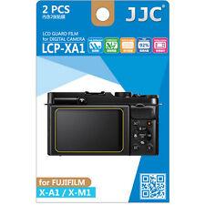 JJC LCP-XA1 Ultra hard polycarbonate LCD Film Screen Protector Fuji XA1 XM1  2PK