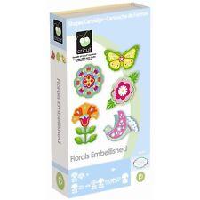 CRICUT - Florals Embellished - Cartridge 2000934