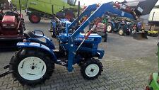 Iseki TX 1510 4WD mit Frontlader Hoflader Trecker Traktor Kleintraktor
