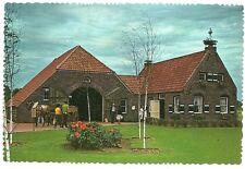 18th Century Replica Barn Farm House Dutch Village Holland MI Michigan  Postcard