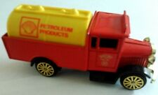 CORGI MORRIS TRUCK SHELL PETROLEUM PRODUCTS TOY / MODEL RED DIECAST
