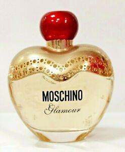 MOSCHINO GLAMOUR EAU PARFUM POUR FEMME  100 ML QUEDAN 95 ML