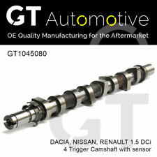 CAMSHAFT FOR DACIA NISSAN RENAULT 1.5 DCi K9K ENGINE 8200978873