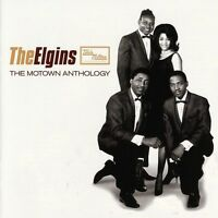 The Elgins - Motown Anthology [New CD] Rmst, England - Import