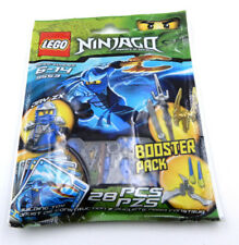 LEGO NEW NINJAGO BOOSTER PACK 9553 SET JAY ZX SEALED