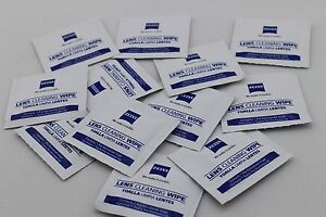 120 x Zeiss Lens Cleaning Wipe Camera Glasses Optical Ipad Iphone Mobile Screen