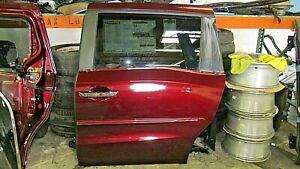 2018-2019 HONDA ODYSSEY EXL Rear Left Sliding Door in Copperhead Red Pearl OEM