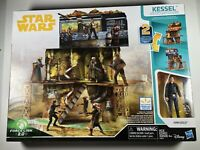 Han Solo: A Star Wars Story Force Link 2.0 Kessel Mine Escape Exclusive Play NEW
