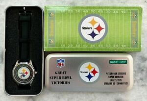 Pittsburgh Steelers Watch Super Bowl XIII *NEW*