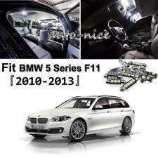 23 Error Free Bulb For BMW 5 Series F11 2010-2013 LED Interior Light Package Kit