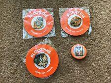 Loot crate Lootpins 2016 Plus Pin Badge Collectors items