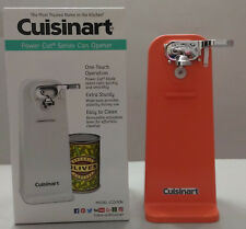 New Coral Cuisinart Tall Electric Can Opener , Orange KitchenAid