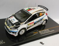 Ixo 1/43 Scale - RAM434 FORD FIESTA S2000 #26 4th S-WRC PORTUGAL 2010