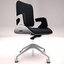 Office Chair Interstuhl Silver 262S