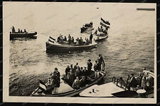 Valparaíso-Chile-Südamerika-Kreuzer Emden-Reise-Marine-6