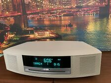Bose Wave Music System Awrcc2 Radio/Cd Player/Clock W/ Remote