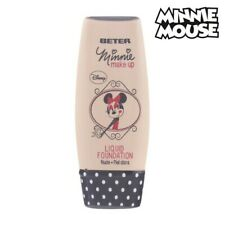 Base Foundation Makeup Fluid Minnie Beter