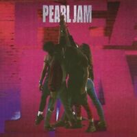 PEARL JAM : TEN : BRAND NEW & SEALED VINYL LP