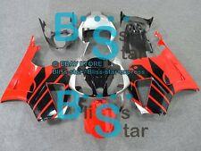 Red Black Fairing For Fit HONDA VTR1000 RVT RC51 SP1 SP2 2000-2006 42 C5