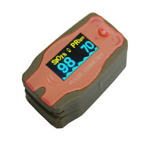 Child Pulse Oximeter Pink Pig