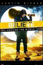 Justin Bieber : Believe World Tour - Maxi Poster 61cm x 91.5cm new and sealed