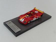 1/43 Tameo built by Alberca Ferrari 312 PB winner Monza 1972   n amr hiro
