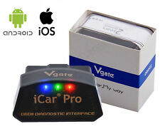iCar Pro OBD2 Diagnostic Tool Car Fault Code Reader iPhone or Android Compatible