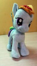 "My Little Pony MLP 10"" Plush Hasbro Aurora Rainbow Dash Friendship is Magic NEW"