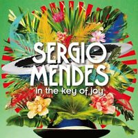 SERGIO MENDES - IN THE KEY OF JOY (VINYL)    VINYL LP NEU