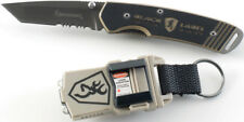 New Browning Folding Pocket Knife Approach Combo BR3240