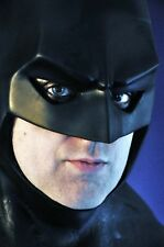 Batman 1989 Replica RD Cowl Mask Dark Knight Michael Keaton Costume Prop
