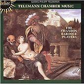 Telemann: Chamber Music, Trio Sonatas, Quartets, Concerto, The Chandos Baroque P