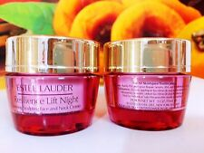 Estee Lauder Resilience Lift Night Firming/Sculpting Face and Neck Creme 30ml=15