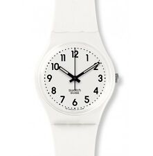 Swatch Gent Just White Soft GW151O Neuware