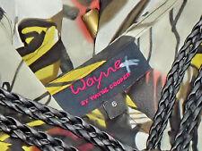 WAYNE by WAYNE COOPER SheerFauxSilkPartySz6 NWoT