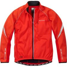 531c57793 Madison Sportive Softshell Windproof Cycling Jacket Medium Flame Red